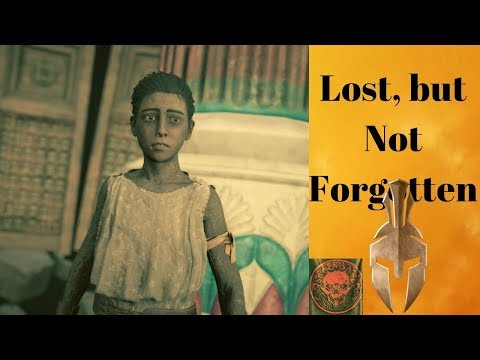 Lost, but Not Forgotten - Assassin's Creed Odyssey |