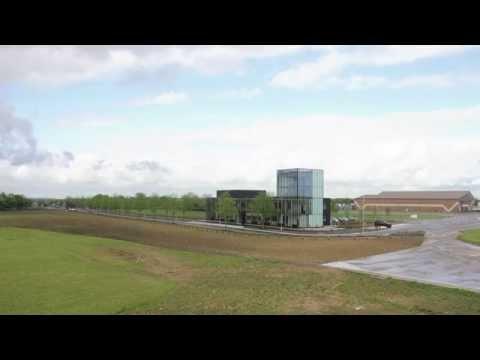 Incubator Timelapse: Alconbury Enterprise Campus