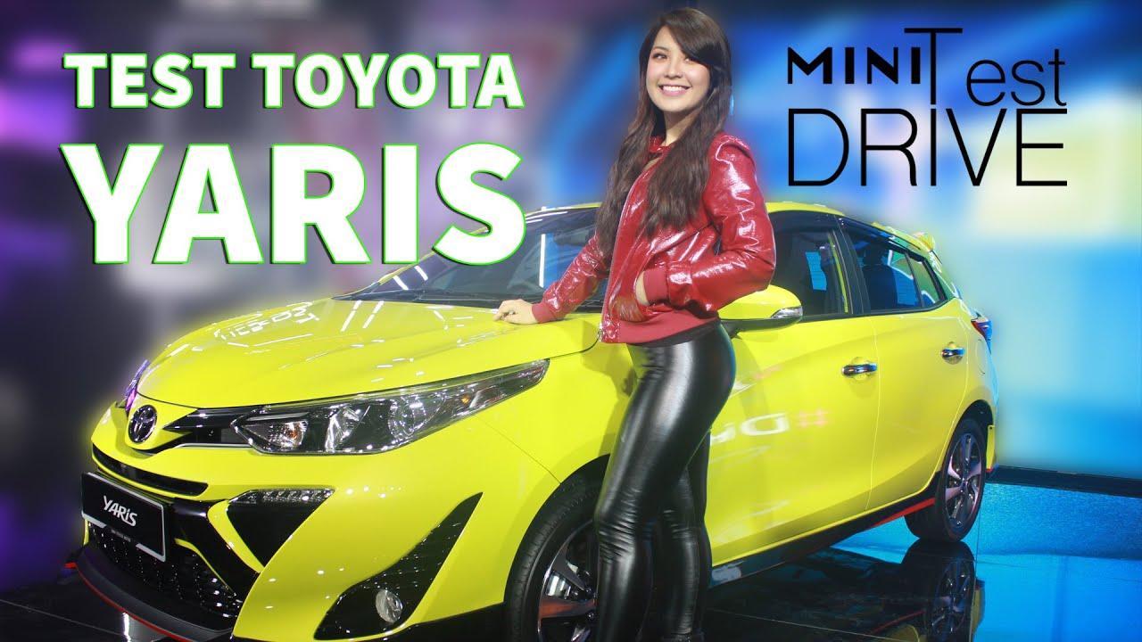Toyota Yaris - Test - El Acelerador TV