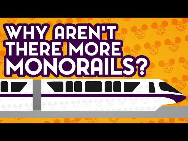 Why Arent There More Monorails at Walt Disney World?
