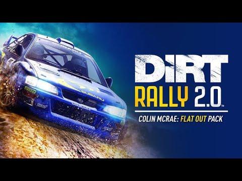 DiRT 2.0 Colin McRae: FLAT OUT Pack - ПРОХОЖДЕНИЕ
