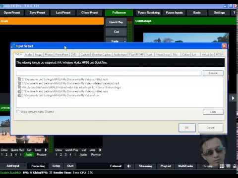 Video clip hay vMix HD Video Mixing Software Demonstration(Og34bVCM9o8), Xem video clip hay nhất ...