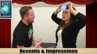 ACCENTS & IMPRESSIONS CHALLENGE // HEADS UP APP