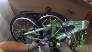 детский велосипед Novatrack 12 Maple обзор