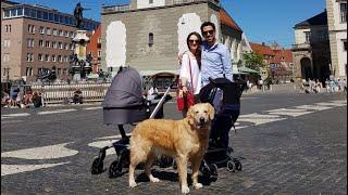 ВЛОГ: поездки с детьми, сколько рожать, жизнь с двумя детьми и собакой