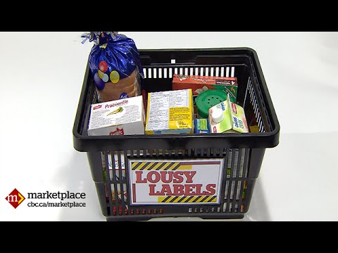 """10 """"healthy"""" food labels, exposed (CBC Marketplace)"""