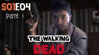 """The Walking Dead (O Jogo) - Episódio 4 (1/5) """"SOM BUGADO! -.-"""" - Legendado em Português [PC]"""