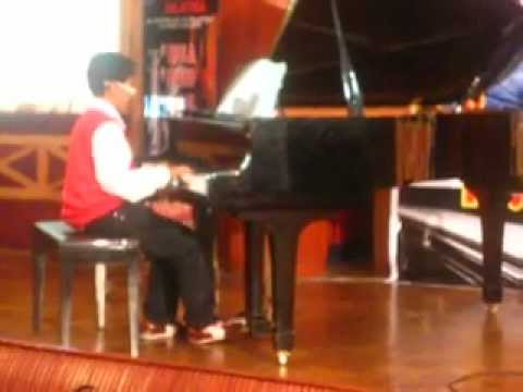 Fur Elise - played by Aldinshah Vijayabwana