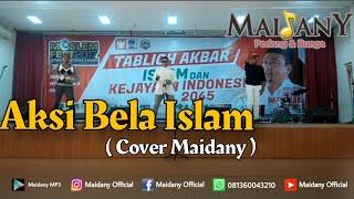 Aksi Bela Islam Habib Rizieq Shihab (Cover MAIDANY)