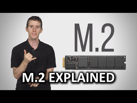 M.2 As Fast As Possible