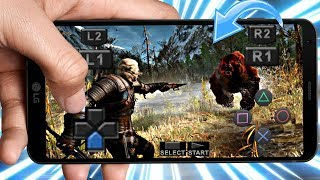 THE WITCHER 3 NO ANDROID - LIQUIDSKY CLOUD GAMES