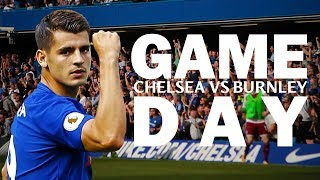 MORATA DEBUT | EXCLUSIVE MATCHDAY FOOTAGE | Fans view and much more from Chelsea v Burnley.