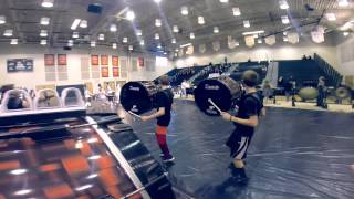 Powhatan Indoor Percussion 2014 HD