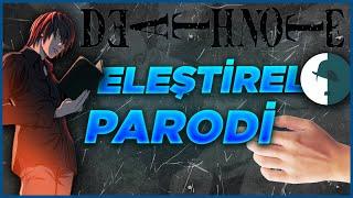 Death Note - Eleştirel Parodi