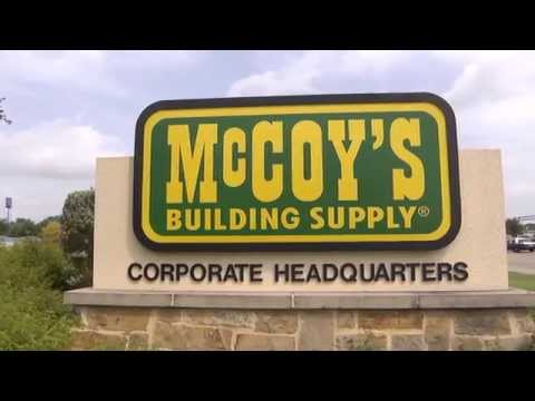 LBM Storage Soutions - McCoy Building Supply