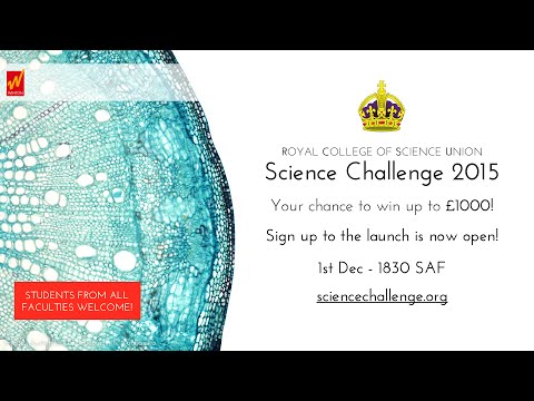 Science Challenge 2015 Launch