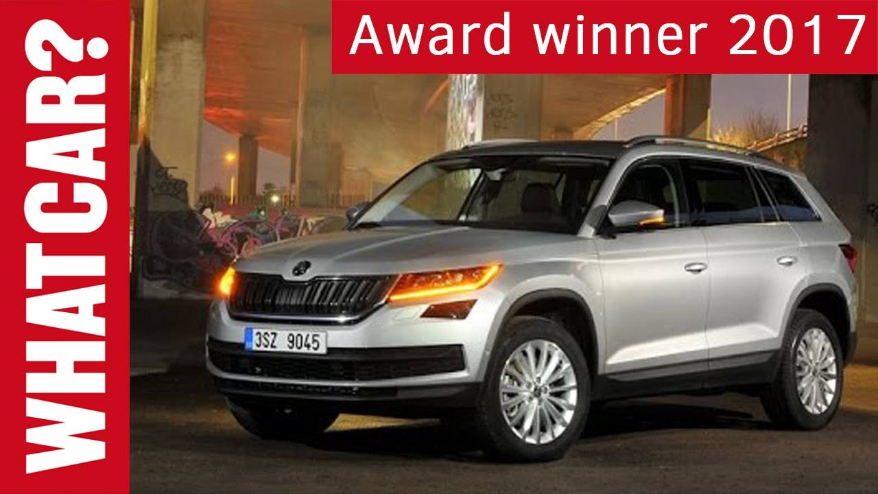 2017 Skoda Kodiaq Why It S Our Large Suv Of The Year What Car Sponsored