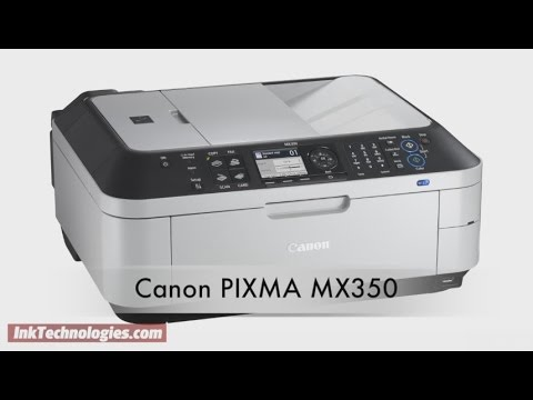 CANON PIXMA MX350 PRINTER WINDOWS XP DRIVER DOWNLOAD