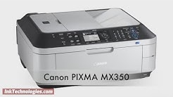 Canon PIXMA MX350 Instructional Video