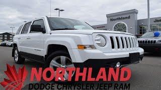 Walk Around 2016 Jeep Patriot North | Northland Dodge | Auto Dealership in Prince George BC