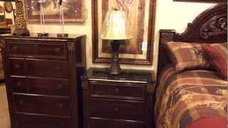 Ashley Furniture B347 Bedroom Set