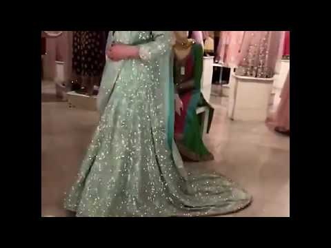 Designer Wedding Pakistani Bridal Dresses Made By Alzawiah