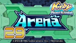 Kirby Planet Robobot Part 1