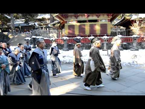 Ro e Ila in Giappone: 3 febbraio 2012 Setsubun a Nikko