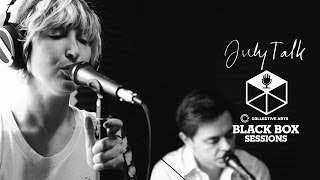 "July Talk - ""Guns + Ammunition"" (Collective Arts Black Box Sessions)"