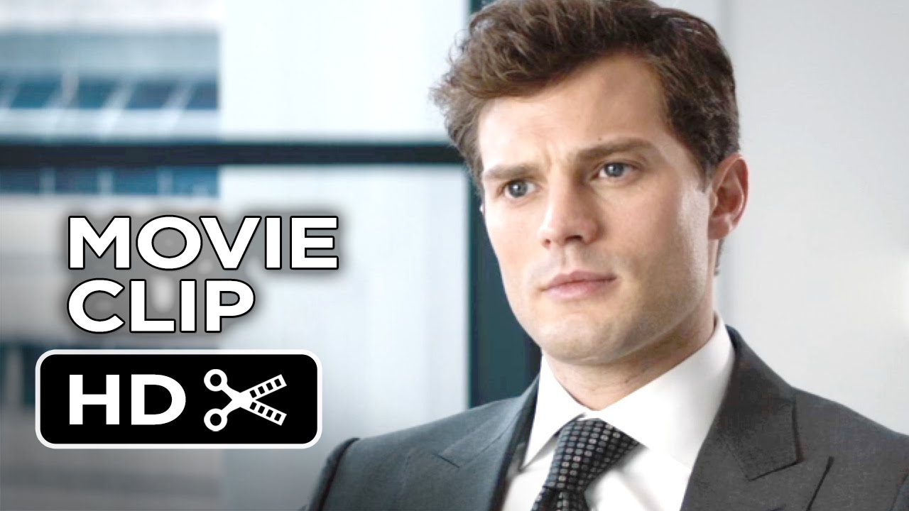 Fifty shades of grey movie clip the interview 2015 for Fifty shades of grey movie online youtube