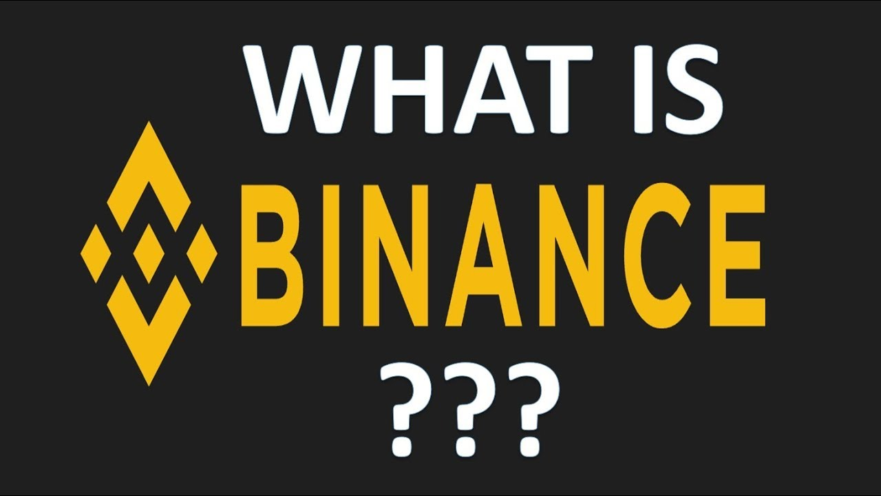 what is binance