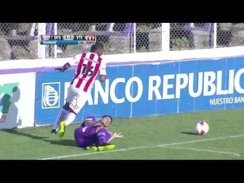Apertura - Fecha 7 - Defensor Sporting 1:1 Villa Teresa