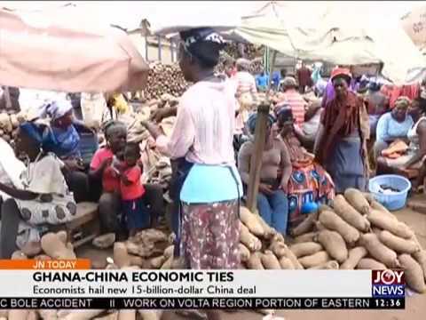 Ghana-China Economic Ties - Joy Business Today (26-6-17)