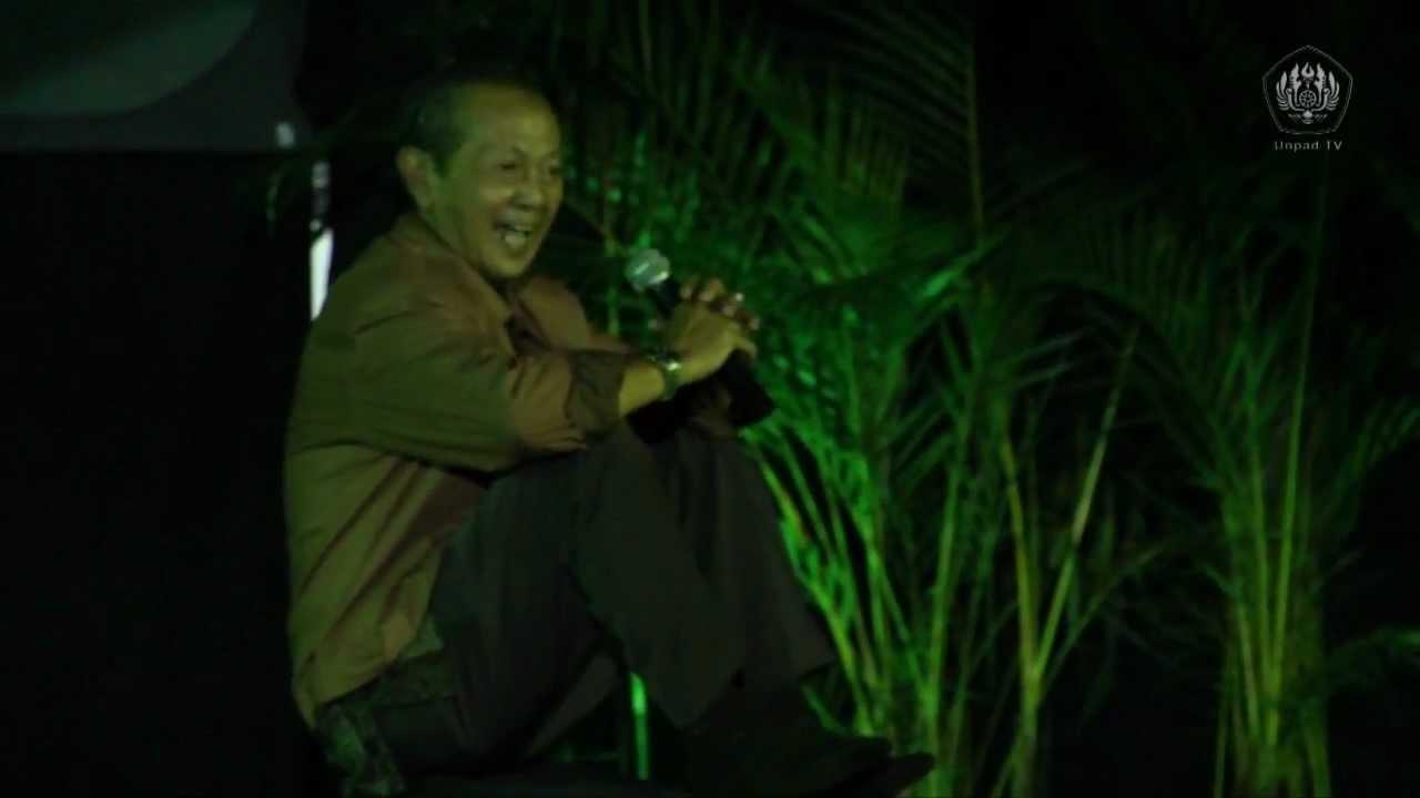 Dongeng Sunda Di Unpad Sukses Seret Emosi Pendengar Youtube