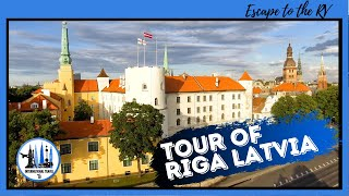 10 things to see in Riga, Latvia. Travel Family Vlog Riga Tour