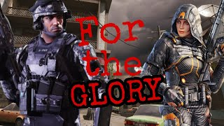 Call of Duty Mobile / For the Glory (JP1025 version)