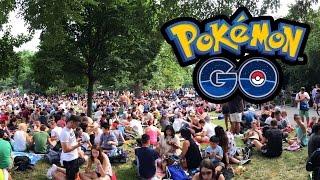 Österreichs größte Pokémon GO Party | Let's Play Pokémon GO German #012
