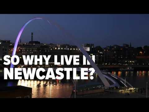 Northumbria University – Why Newcastle?