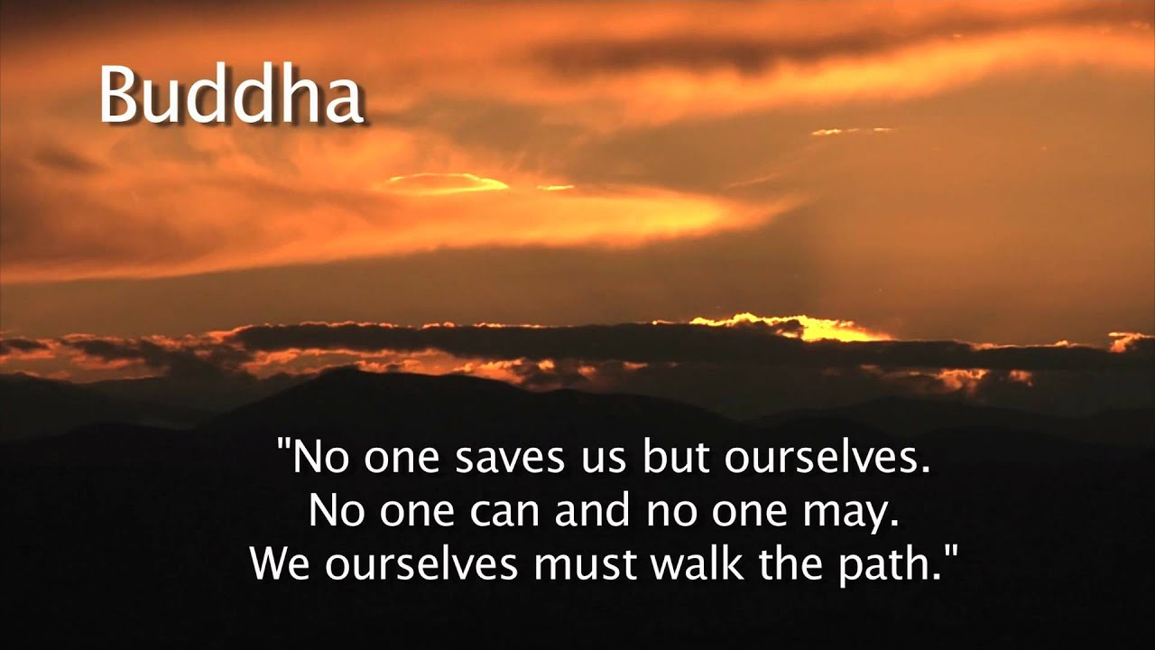 Quotes About Life Buddha Inspirational Buddha Quote  Youtube