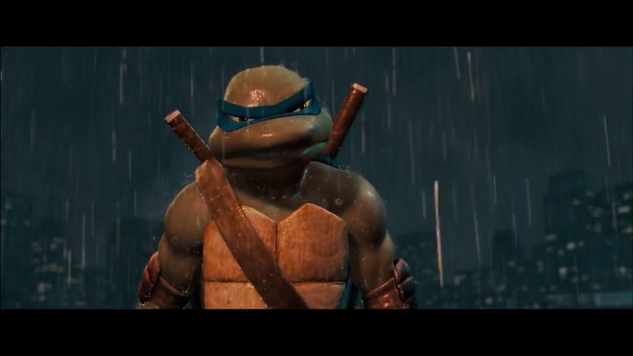 Tmnt Leonardo Vs The Nightwatcher Leonardo Vs Raphael Youtube