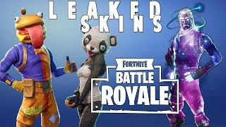 FORTNITE: All the next Skins, Dances, Gliders... (MAJ 5.2)