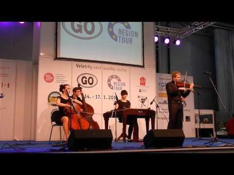 CIMBALLICA - Pulp Fiction - Brno Regiontour