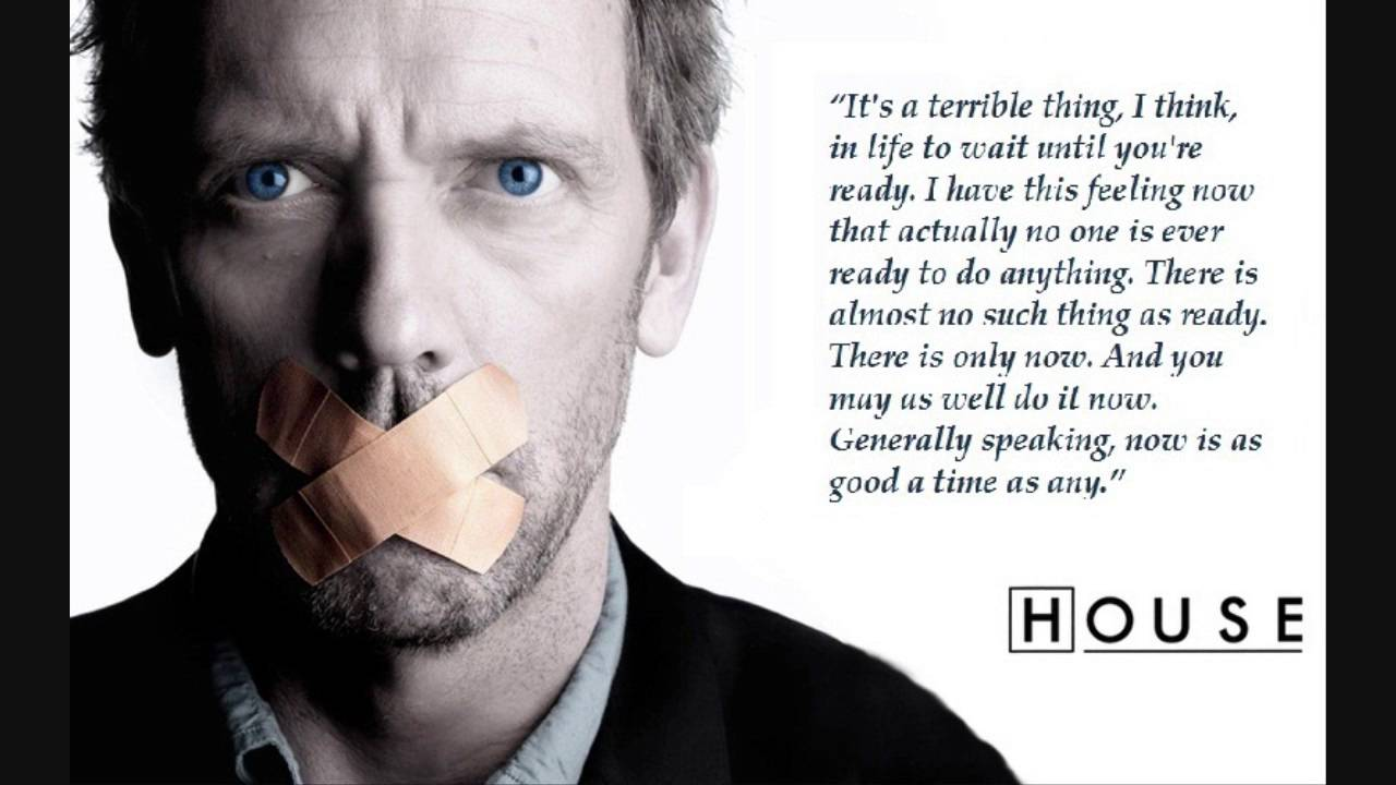12 hugh laurie quotes that make more sense than our whole for House md music