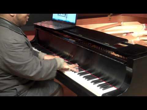 Sara Bareilles- Love song (piano duet)