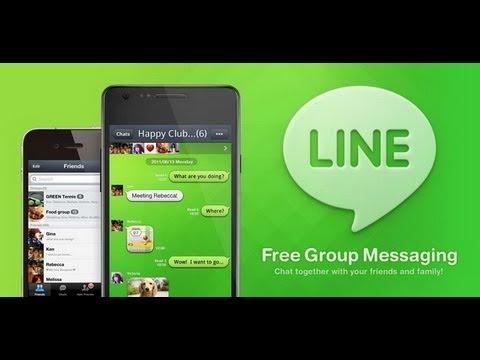 Como Descargar E Instalar: LINE Para PC - Chat Limpio, Fácil Y Rápido En Cualquier Lugar - Gratis