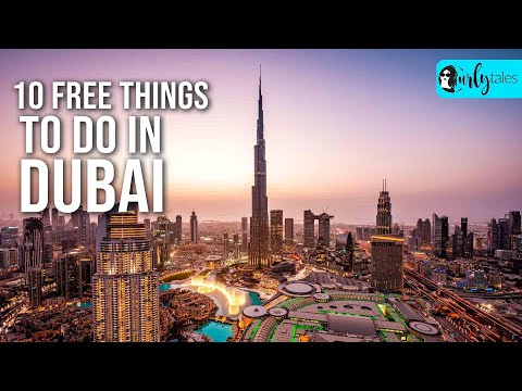 10 Free Things To Do In Dubai | Curly Tales