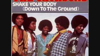 The Jacksons Shake your body (Down to the ground) Early Demo