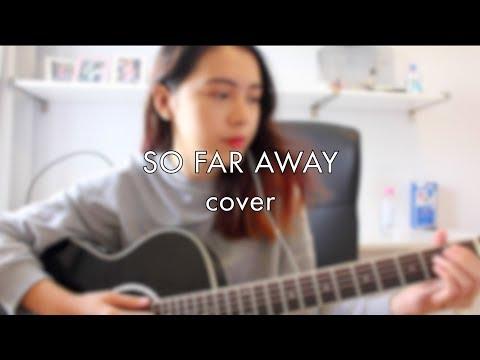 Martin Garrix & David Guetta - So Far Away [Cover By Rosie]