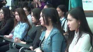 Ботагоз Каипова   Развитие Модели ООН Центральной Азии является важным аспектом