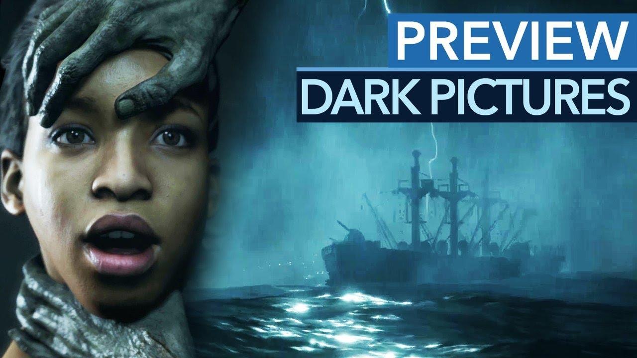 Das neue Spiel der Until-Dawn-Macher - Dark Pictures Anthology: Man of Medan